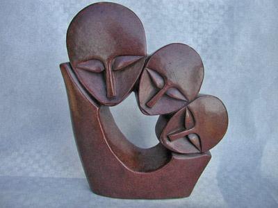 shona sculpture of Zimbabwe.
