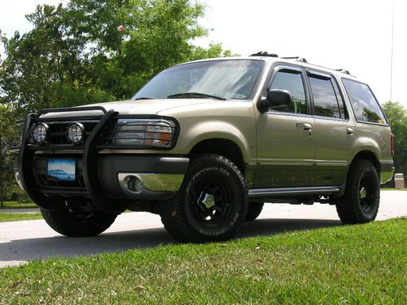 2000 ford explorer lifted - Google Search
