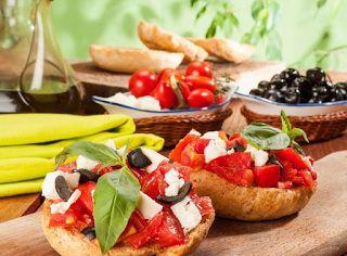 Αuto  Planet Stars: Η μεσογειακή διατροφή μπορεί να κάνει την «καλή» χ...