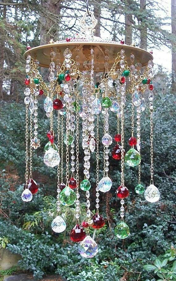 Very cool Windchime!