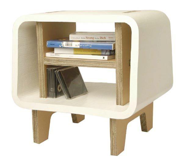 corrugated cardboard furniture » ToiMoi Indonesia Cardboard Furniture Design post photo