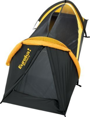 Rugged and lightweight, this one-man tent is perfect the solo adventurer.