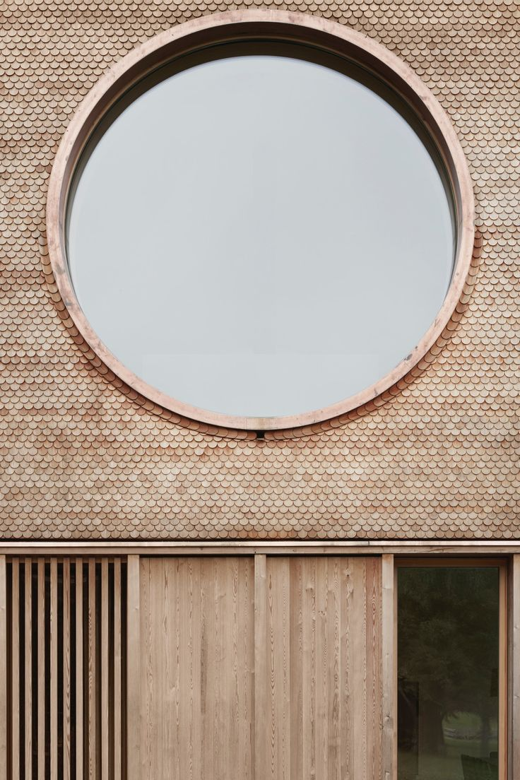 Drei Augen em Vorarlberg – casa residencial em Weiler por Innauer Matt   – Wood Structure