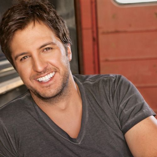 Luke Bryan! I have this exact poster in my room. -KAH