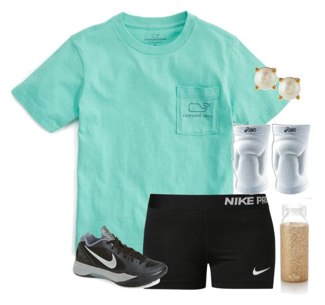 """""""Molly's back to school contest day 3: Volleyball tryouts"""" by sydneylawsonn ❤ liked on Polyvore"""