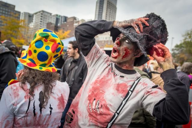 Montreal Halloween 2016 Events for Adults: The Frights, The Sights, The Late…