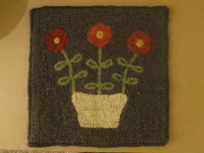 55 Best Images About Rug Hooking Small Projects On