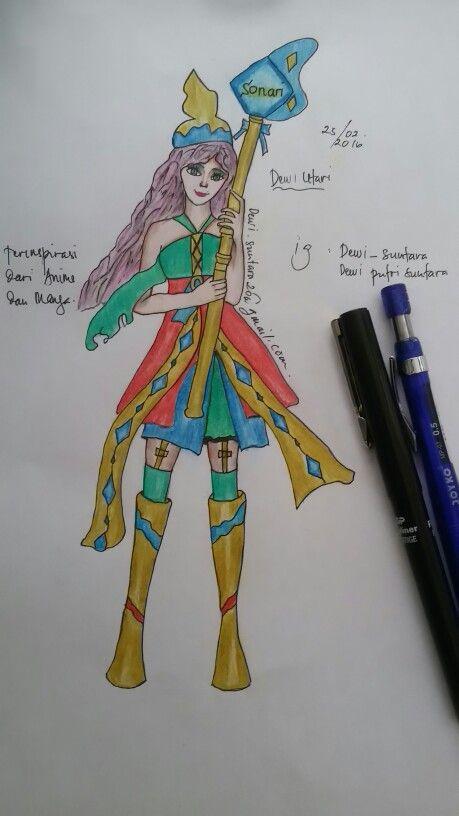 Dewi utari