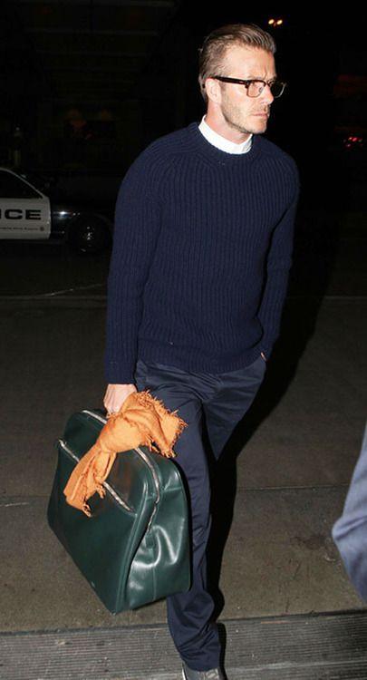 David Beckham. Gentlemen Style. Men's Fashion