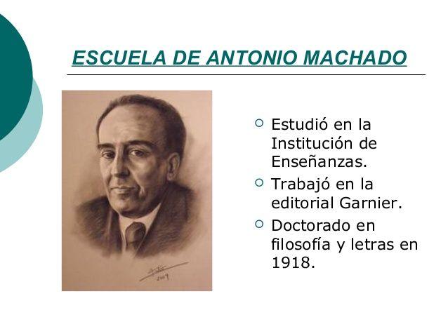 Fue uno de los alumnos distinguidos de la Institución Libre de Enseñanza. Obtuvo el Doctorado en filosofía y letras en el año 1918, y luego desempeñó su cátedra en Segovia. También trabajó unos meses en la editorial Garnier.