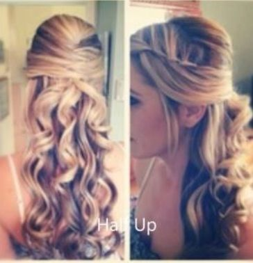 The most amazing hair style for long hair!!! After I grow out my hair, I'm trying it!