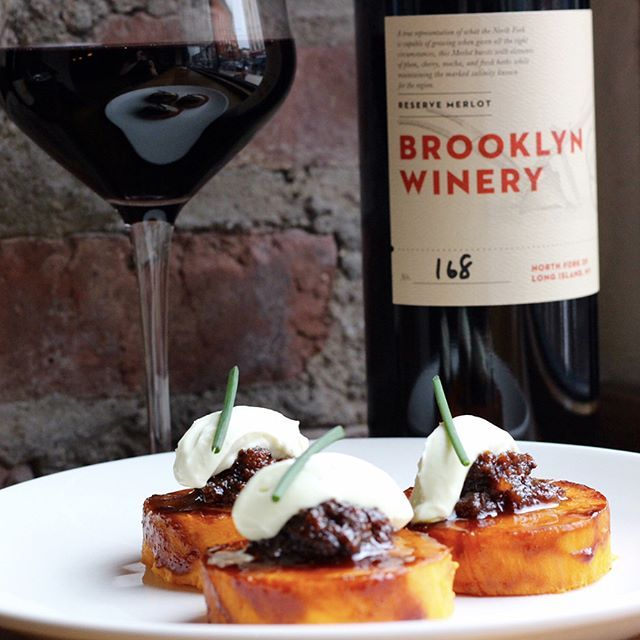 Join us for dinner at our restaurant BKW, on Franklin Ave in Crown Heights!