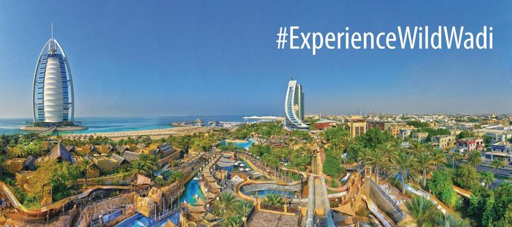 #enjoy and get #adventure in #dubai with us at: http://www.desertsafarisdeal.com/wild-wadi-water-park.html