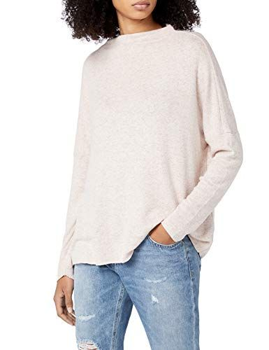 51b7800ab7d0 Only onlKLEO L/S Plain Pullover KNT Noos suéter para Mujer Rosa (Mahogany  Rose