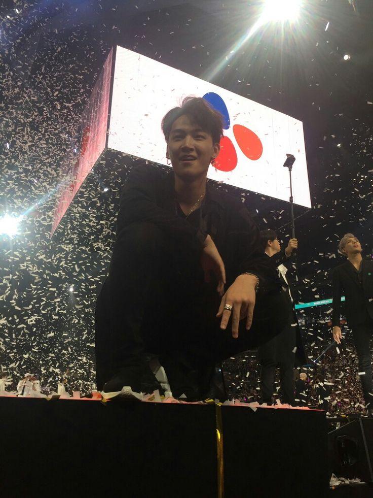 JB GOT7 Concert ♡♡