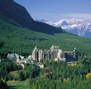 Fairmount Banff Springs Hotel. Lake Louise, Alberta, Canada