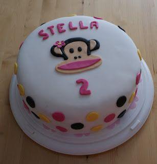 Monalisa´s cakes: tammikuu 2012