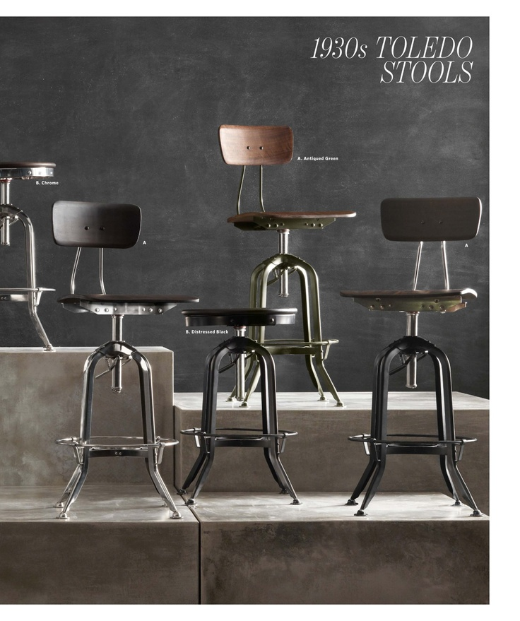 2012 small spaces fall catalog restoration hardware furniture pinterest fall hardware - Small spaces restoration hardware set ...
