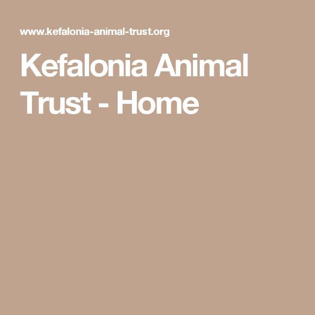 Kefalonia Animal Trust - Home