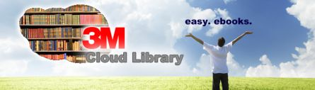 3M Cloud Library - a new ebooks service available for free with your East Baton Rouge Parish Library card!
