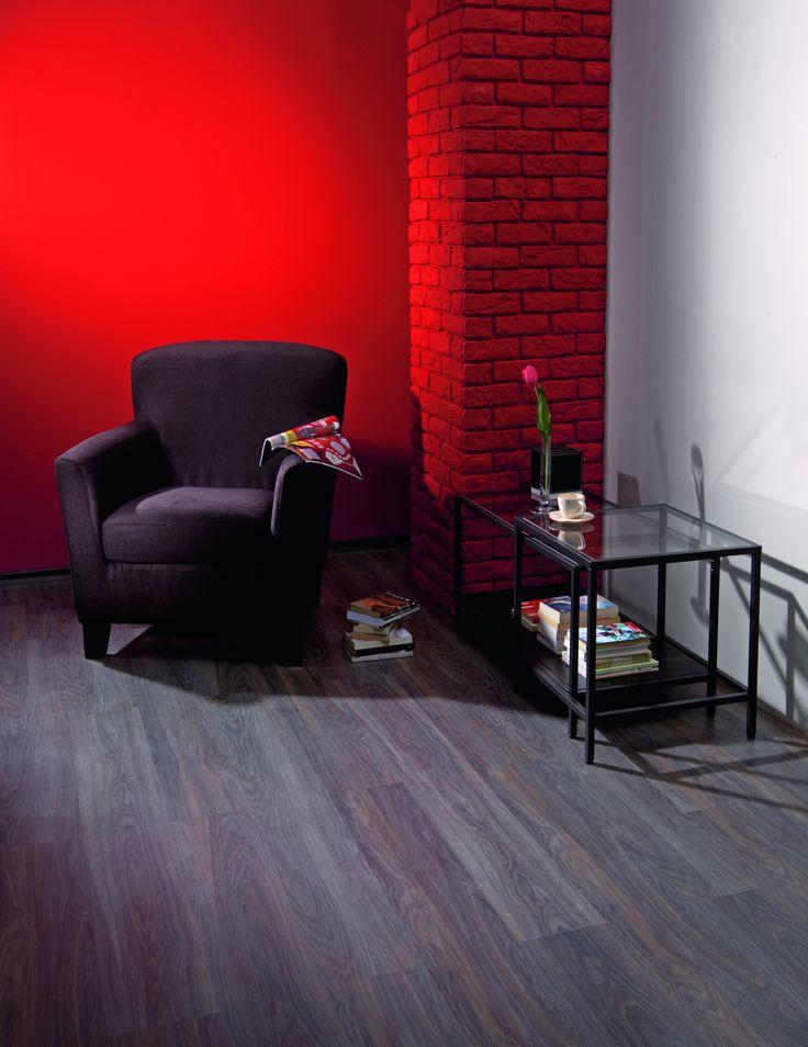 dark oak tree floor #oak #floor #wood #obipolska #obi #dark #elegant