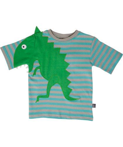 Ubang fierce T-rex t-shirt