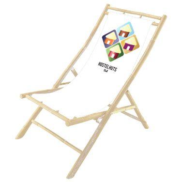 HostelHuts Beach Chair