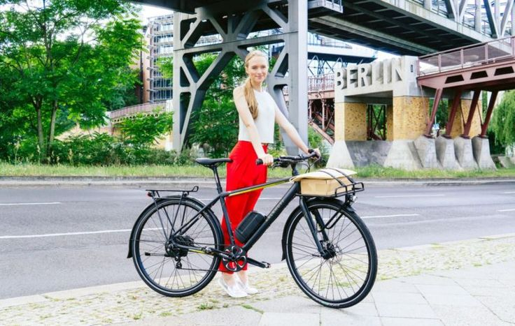 http://Redefining the demographics of the Electric Bike market