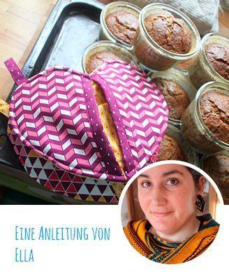 DIY-Anleitung: Herzige Topfhandschuhe / Topflappen - auch toll zb für Muttertag