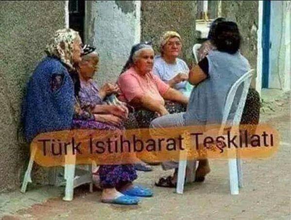 Türk istihbarat teşkilatı