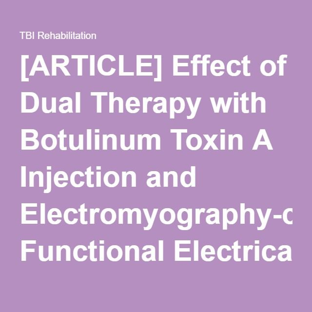 therapeutic uses of botulinum toxin essay Vetscan 2009 vol 4 no 1 article 32 therapeutic and cosmetic uses of botulinum toxin vinay kant1, rita koshal2, pawan kumar verma3 and nrip kishore pankaj3 key words it to be used as medicinal agent to paralyze botulinum toxin, clostridium botulinum.