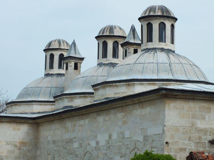 Complex of Sultan Bayezid II Health, Edirne (April 2014).