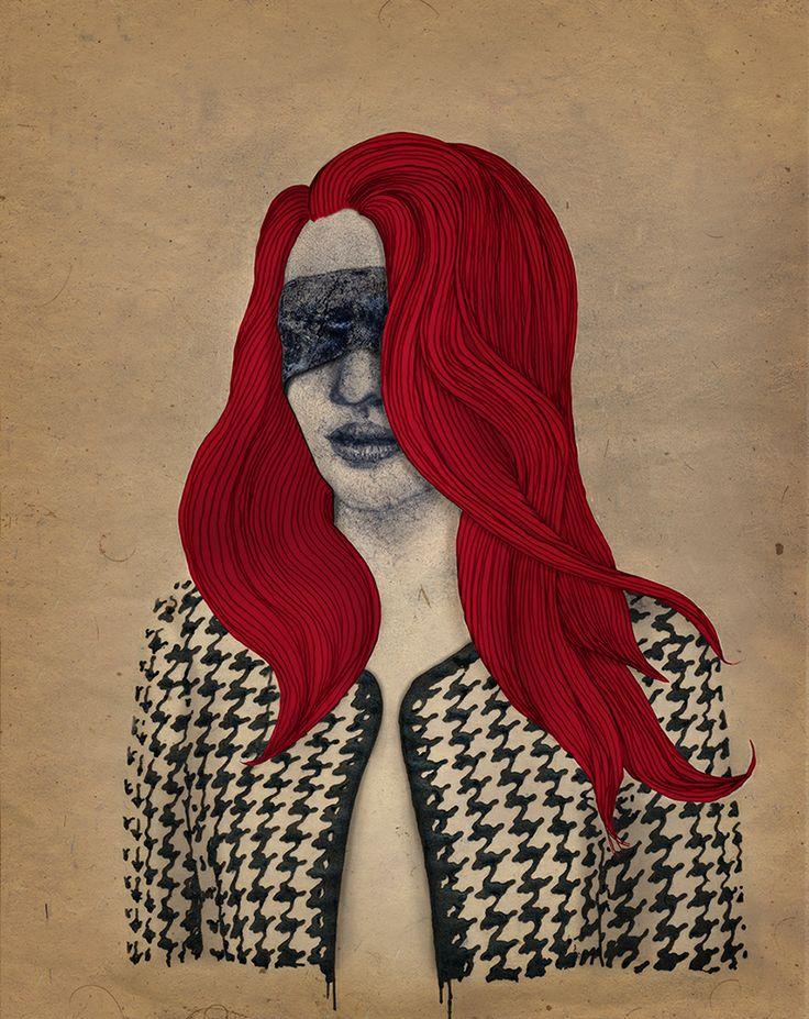 redhead ann