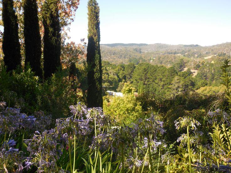 basket Range, view from Amburwood.