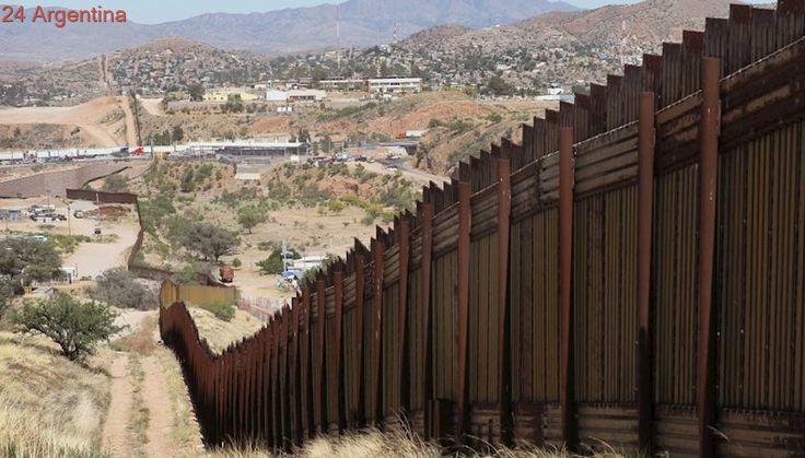 EEUU: aprobaron 10 mil millones para muro con México