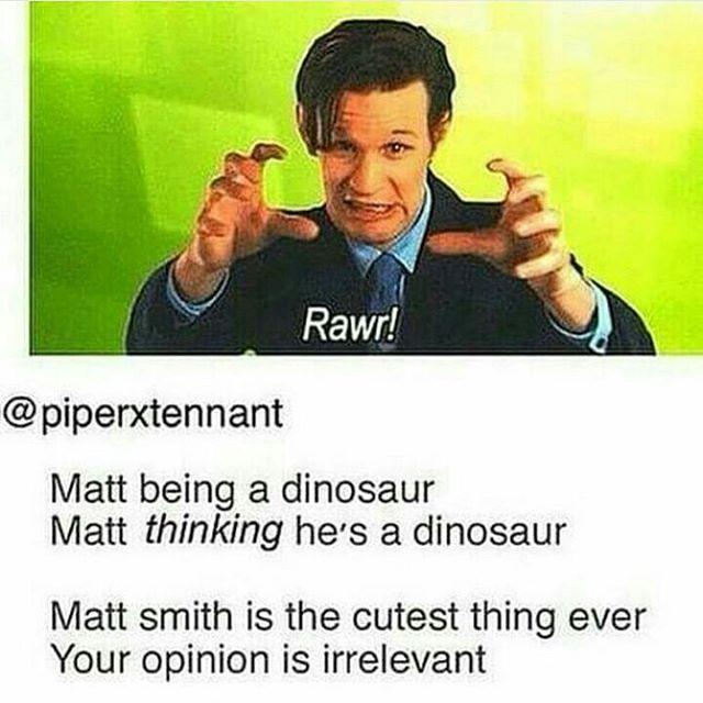 #doctorwho #mattsmith