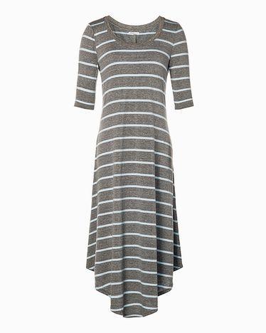 Striped Davis Dress.