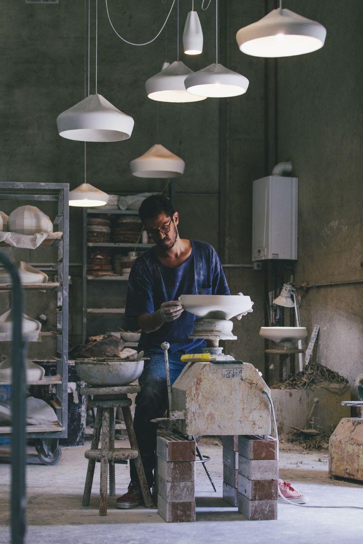 Apparattu for Marset Reflections on light Leonardo