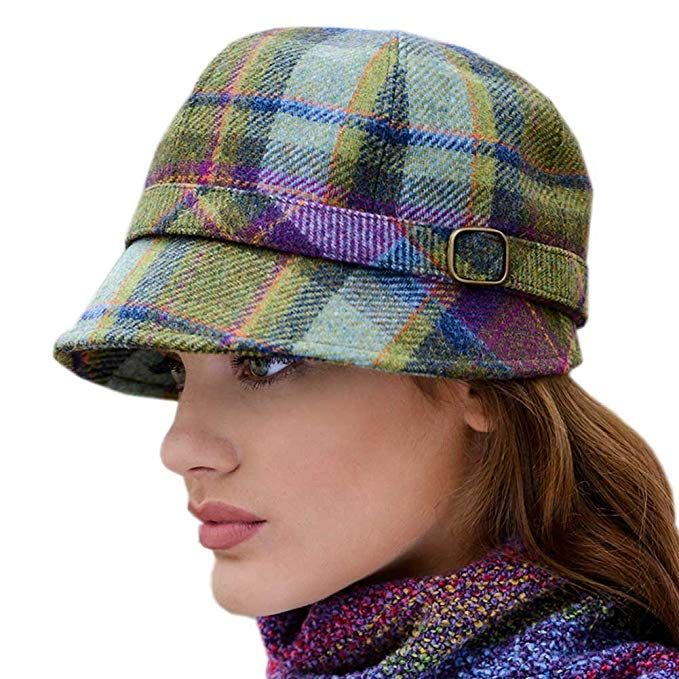dc53273f7 Mucros Weavers Ladies Plaid Flapper Hat, Made in Ireland, Review ...