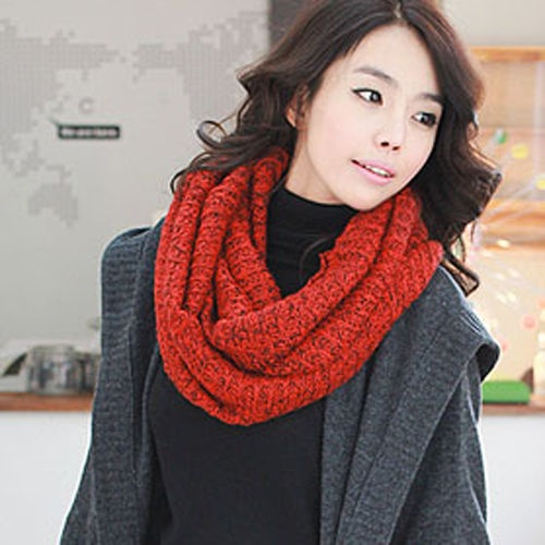 love the color combination Scarves And How To Wear Them Book