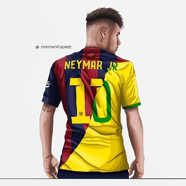 By @normankopietz @lojaoficialnjr #LojaOficialNeymarJr #lojadoneymar #minicraque…
