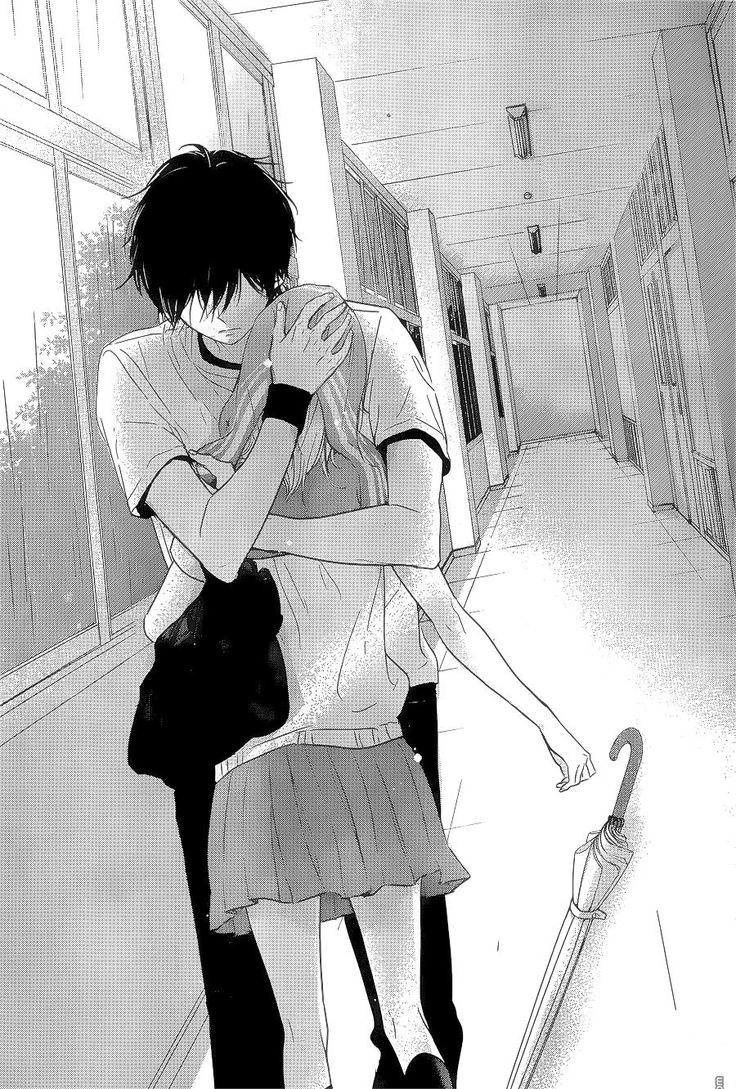546 best images about manga on pinterest manga the guys - Manga couple triste ...