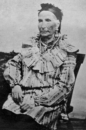 Marguerite Vincent Lawinonkié (1783-1865) was a famous Huron-Wendat craftswoman who helped save the Huron-Wendat community. In 2008, the Canadian government deemed her a 'Person of National Historic Significance' for the quality of her art. Her son was Francois-Xavier Picard Tahourenche.