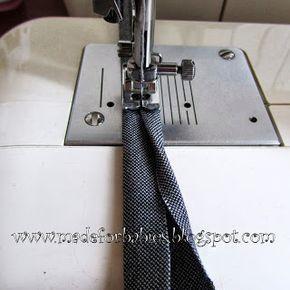 Шью детишкам: Как сделать шлевки на джинсы - самый быстрый способ