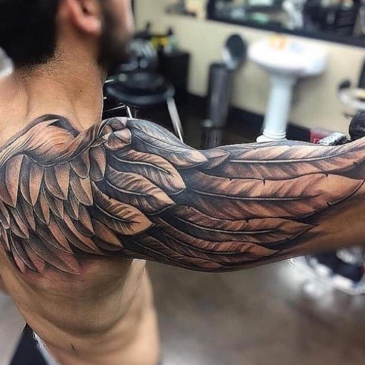 делового фото татуировок с описанием обоев крупным графичным