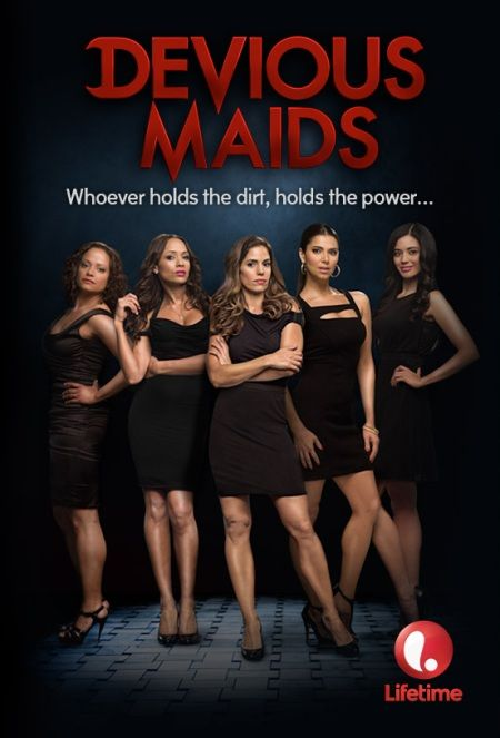 Four Latina maids with ambition and dreams of their own work for the rich and famous in Beverly Hills.  Creator: Marc Cherry Stars: Ana Ortiz, Dania Ramirez, Roselyn Sanchez, Judy Reyes, Edy Ganem