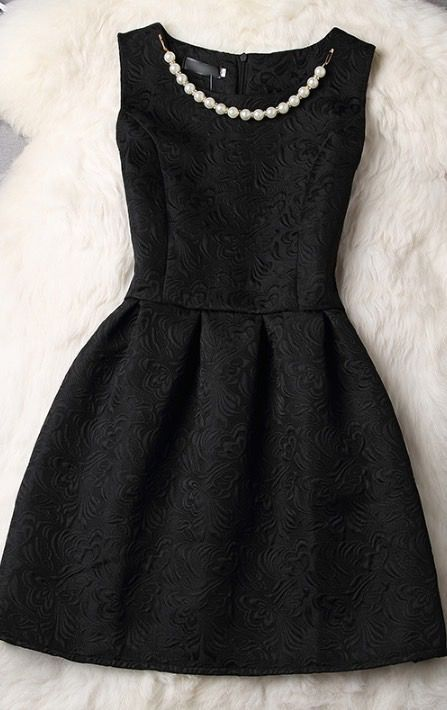 50 Inspiration For Little Black Dress Outfit Trends 3