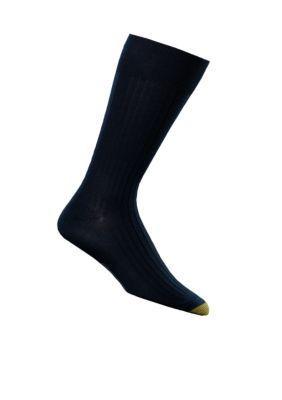 Gold Toe  AquaFX Adams Rib Socks - Single Pair