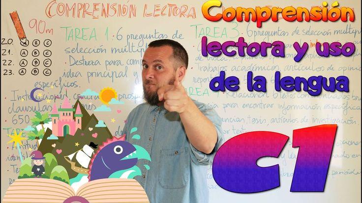 Cómo aprobar el DELE c1 comprensión lectora y uso de la lengua