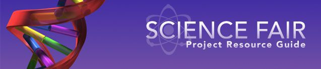 Science Fair Project Resource Guide (www.ipl.org/div/projectguide